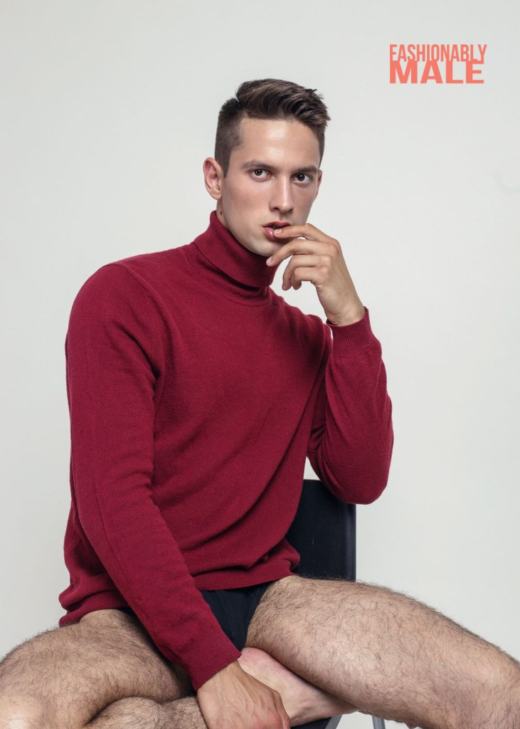 Pavel Raise by Victor Lluncor for Fashionably Male