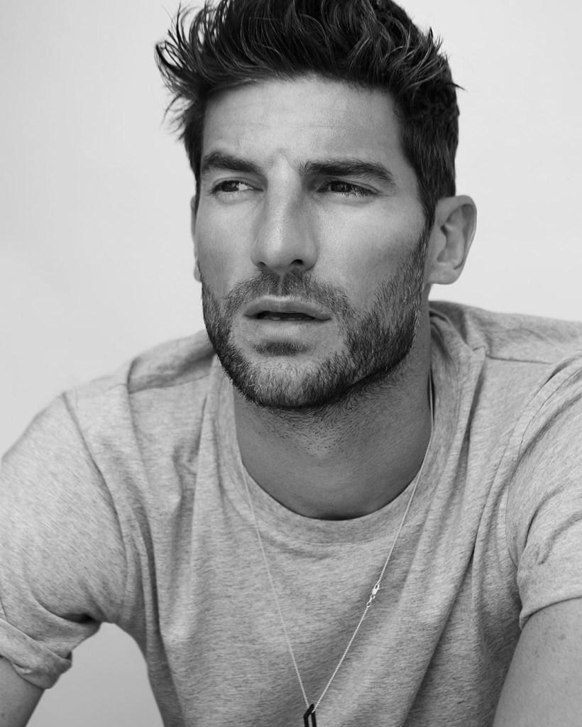 Ryan Barrett for Elle Man October 2019