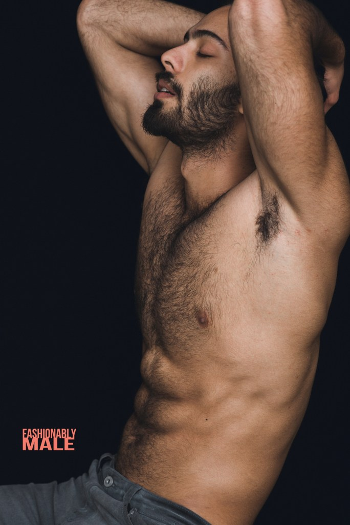 Steven Ibarra by Tino Vargas for Fashionably Male