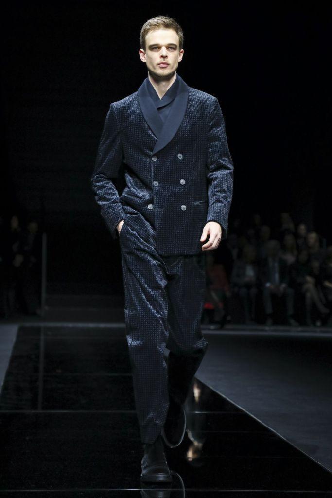 Giorgio Armani Pre Fall 2020 Milan