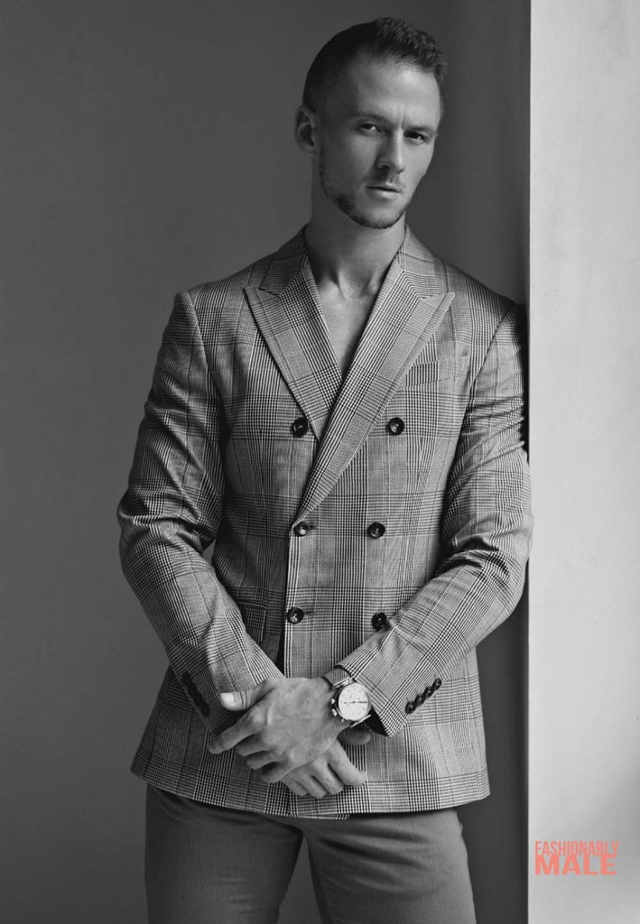 Henry Coxe by Stefan Mreczko for Fashionably Male