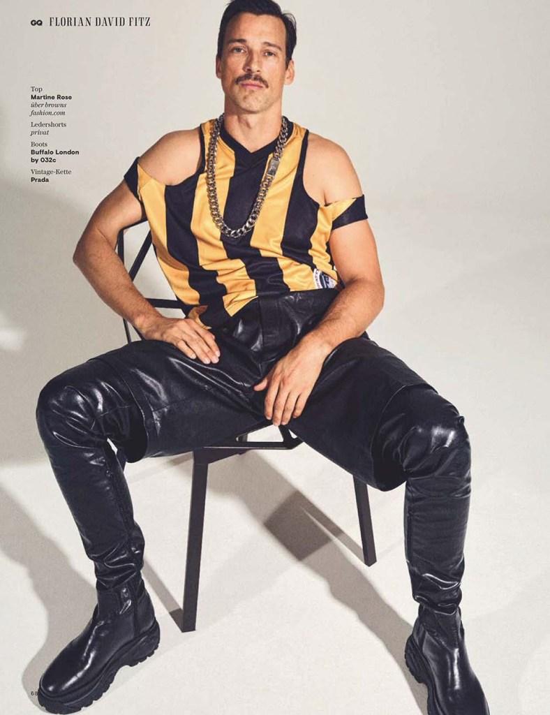 Men of the Year: Florian David Fitz