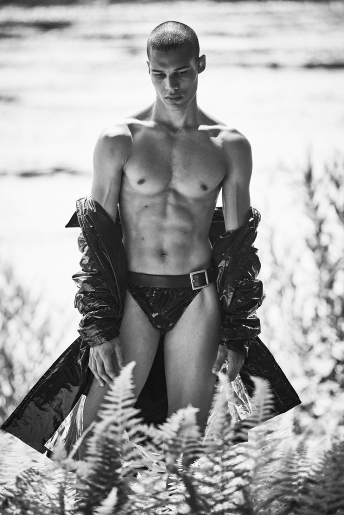 TJ Moore by Matthew Brookes – CAP 74024 'Animal Issue'