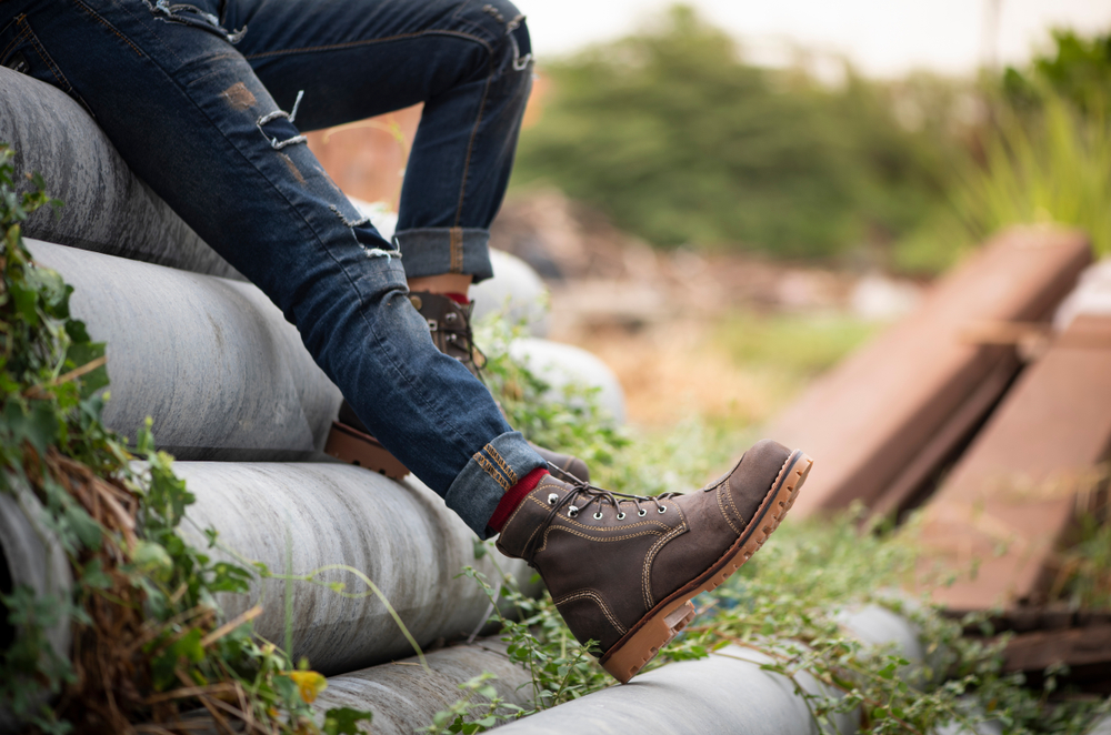 Top Safety Slip On Work Boots for Working Men On The Go