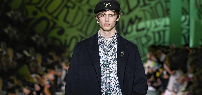 Dior Men Fall 2020 Miami cover