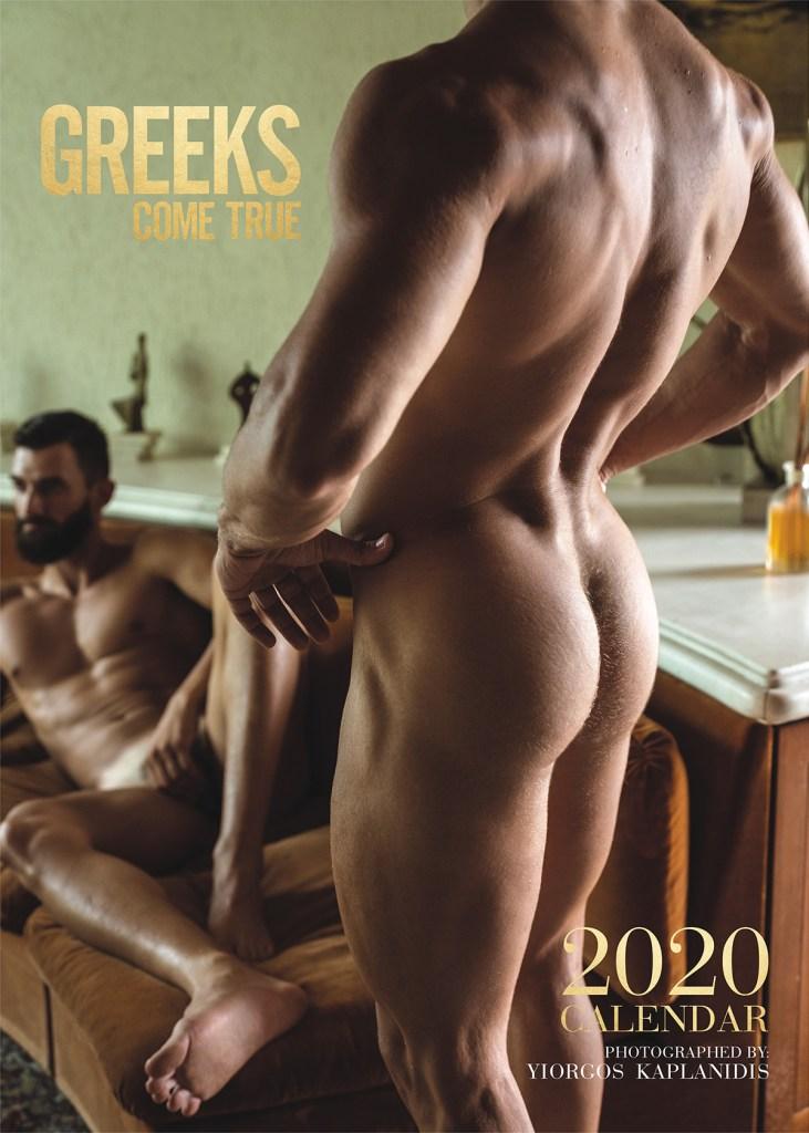 NSFW: Greeks Come True Releases 2020 Calendar
