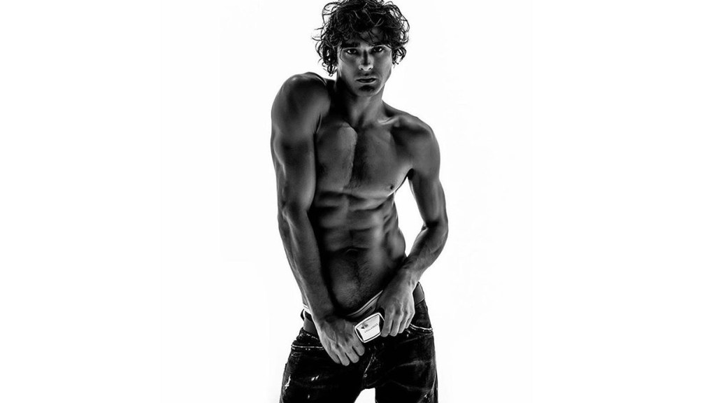 Marlon Teixeira for Dsquared2 Denim Guide AW2019