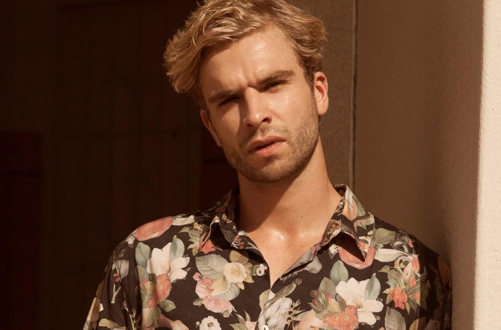 Armin Zerhusen by Jesse Fine for Fashionably Male cover
