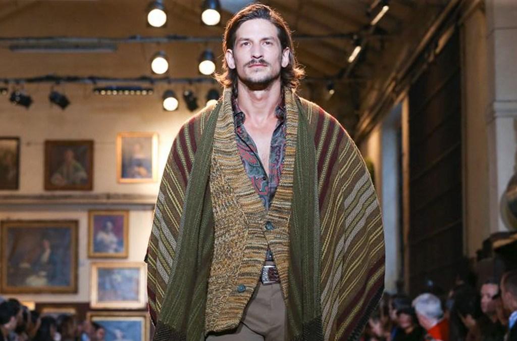 Etro Menswear Fall Winter 2020 Milan cover