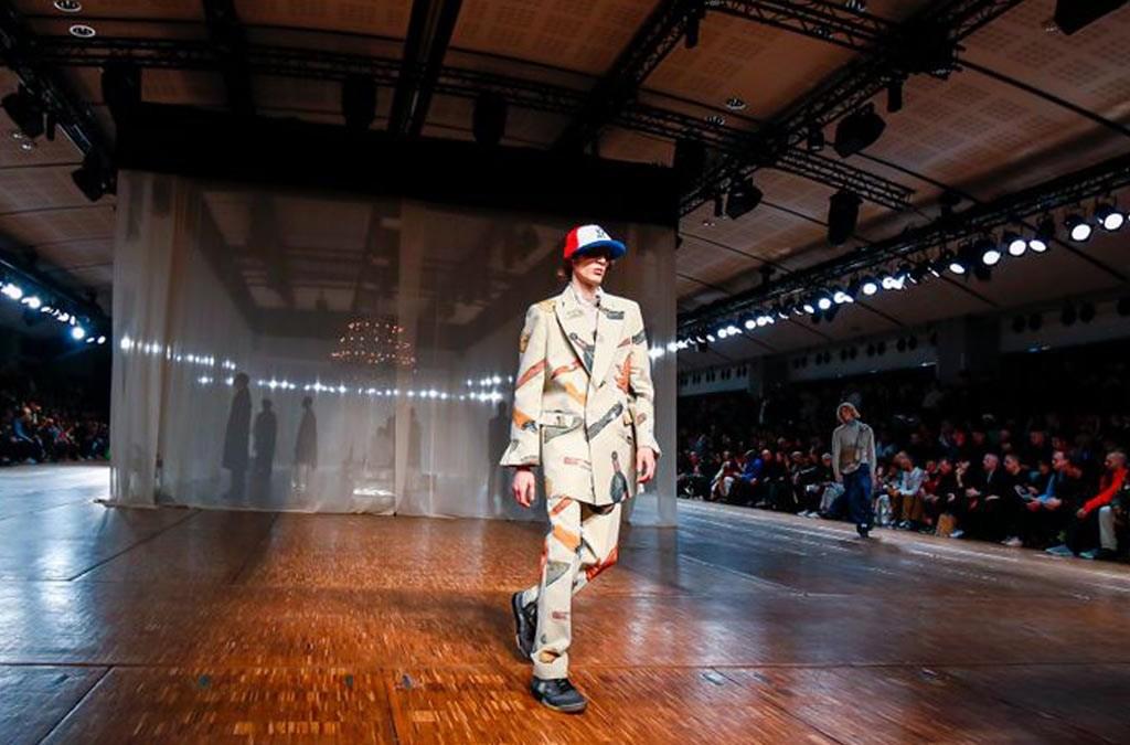 Off-white Menswear Fall Winter 2020 Paris cover