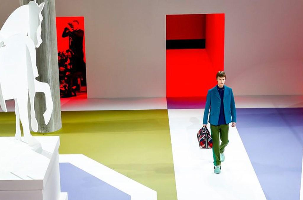 Prada Menswear Fall Winter 2020 Milan