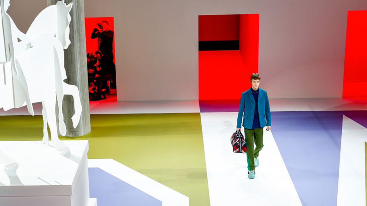 Prada Menswear Fall Winter 2020 Milan