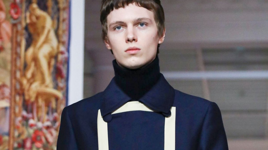 Lanvin RTW Menswear Fall 2020 Paris cover