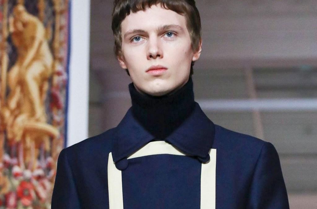 Lanvin RTW Menswear Fall 2020 Paris cover