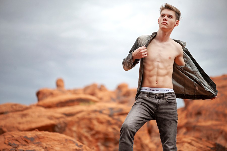 Bryce Miller by Tyson Vick for Fashionably Male