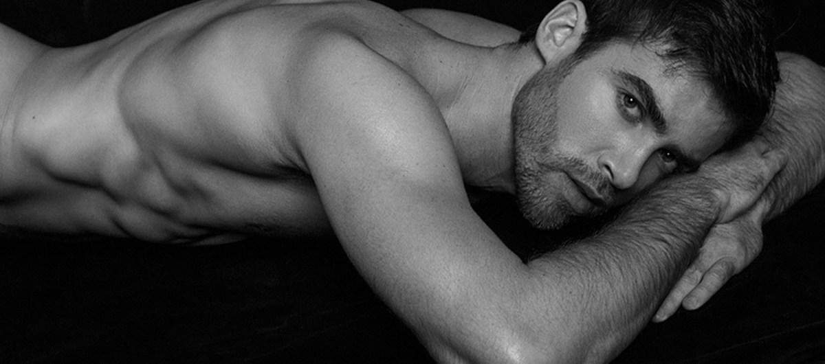 David Ortega shots by Francisco Fernandez for Fashionably Male cover