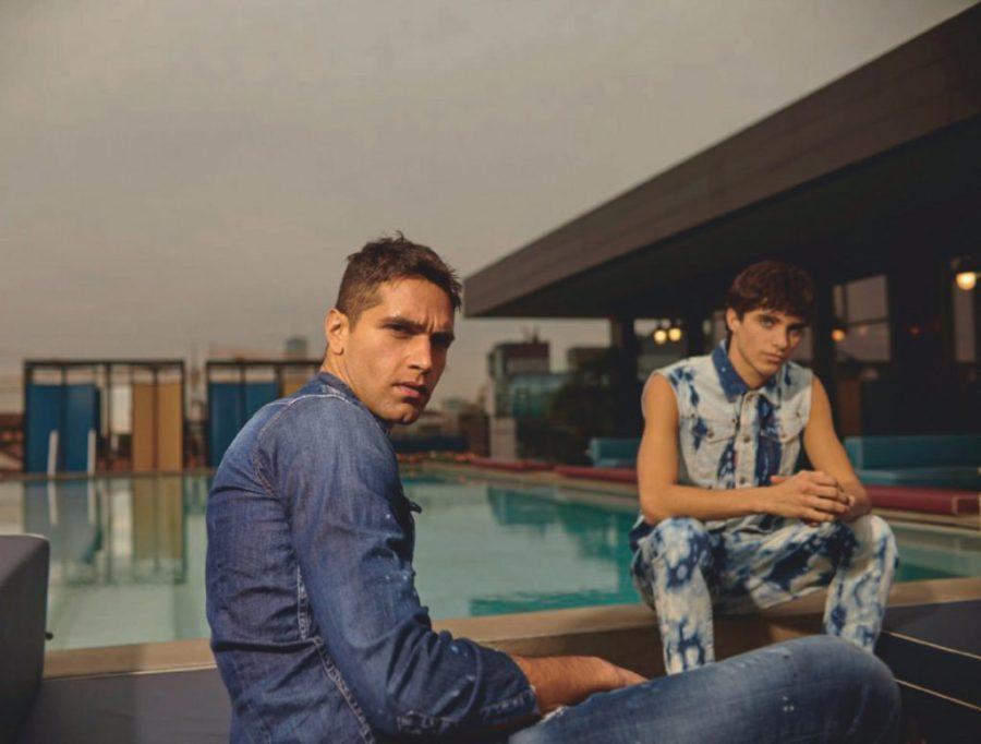 Photographer: Alan Chies Stylist: Alvaro De Juan Hair & Makeup: Marco Minnuno Cast: Fabio Mancini, Mateo Videla