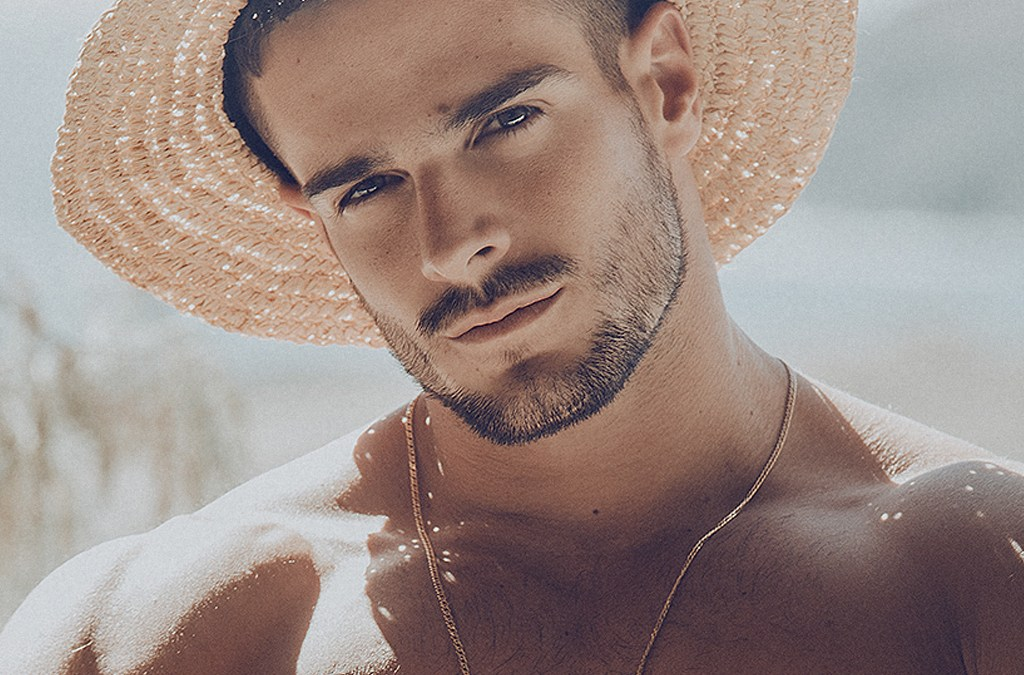 Exclusive Jorge Cobian Shots by Adrián C. Martín for Fashionably Male cover