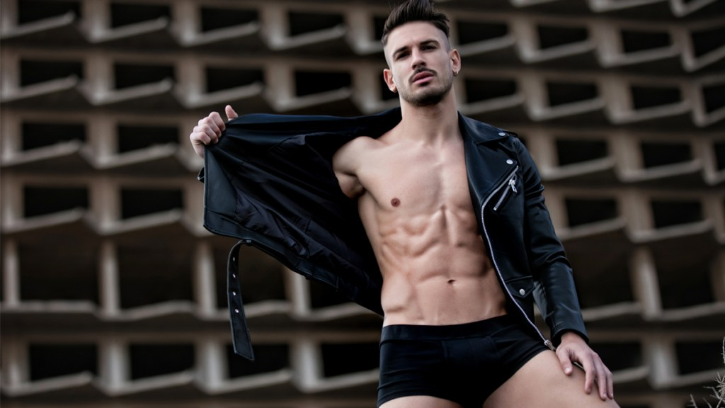 Pedro Gonzalez by Joan Crisol for Fashionably Male cover