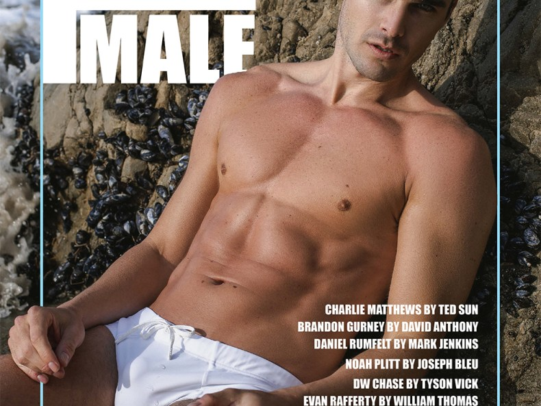 Charlie Matthews for PnVFashionablymale 05 Digital Cover