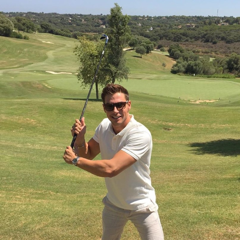Is Golf Still Popular Among Men in Today's Society