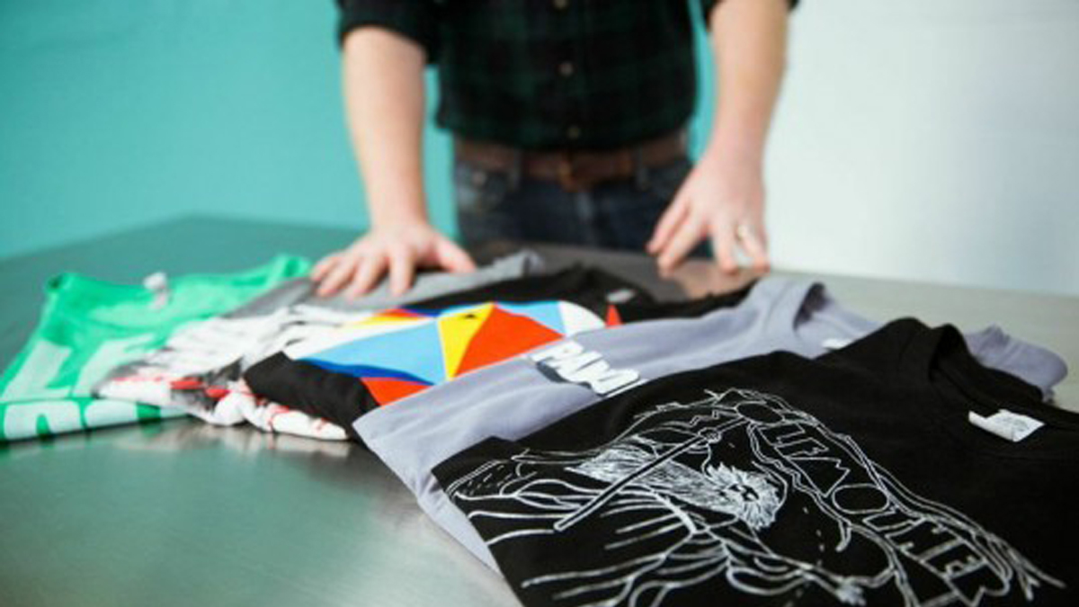 Quarantined? Have Some Fun by Printing T-Shirts At Home