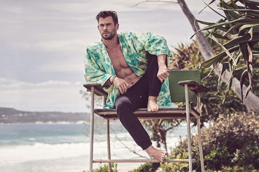 Chris Hemsworth for GQ Australia May June 2020 Editorial