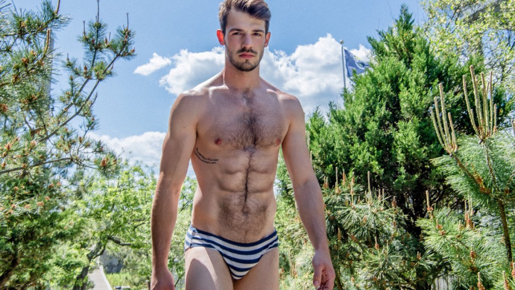 Tom Zalac in Fire Island – Shots by Misha Bandaletov