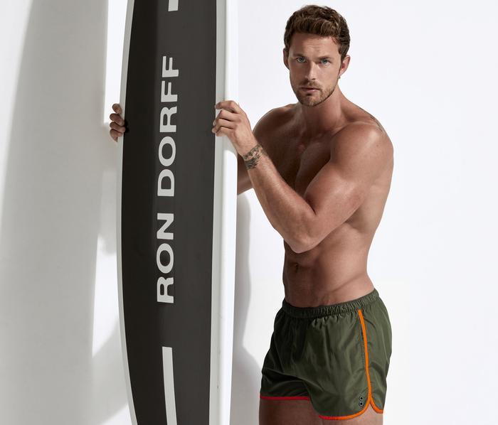 Christian Hogue for Ron Dorff SS20 Swimwear