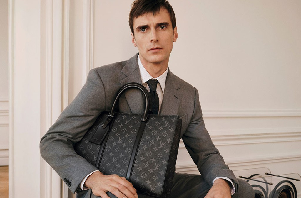 Clément Chabernaud for Louis Vuitton The New Normals looks cover