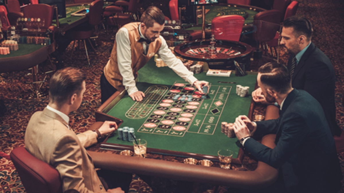 Looking your best in the casino