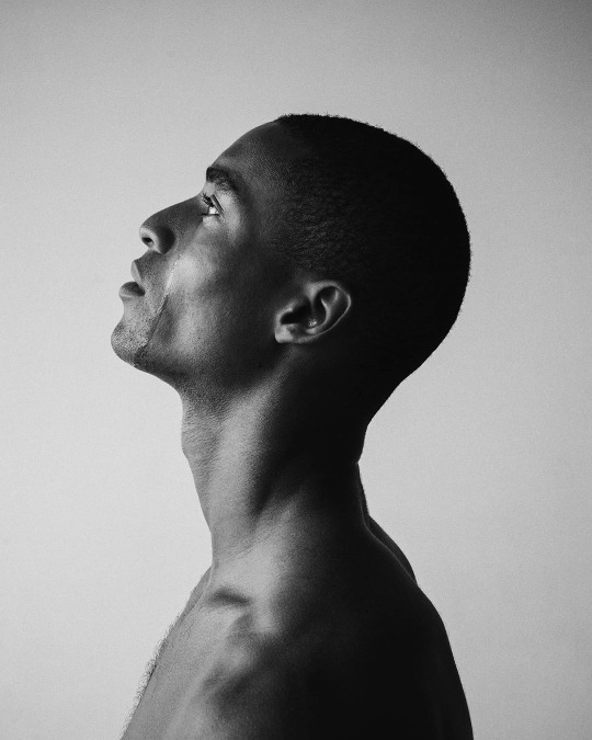 'In My Skin' Series shot by Justin Wu featuring Malik Lindo