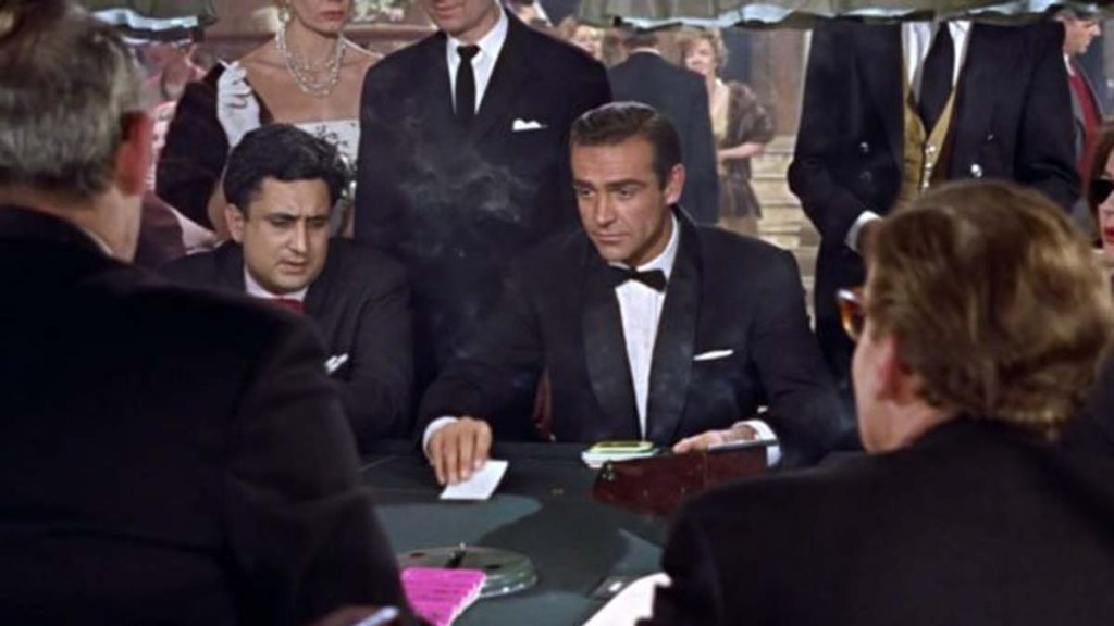 Sean Connery as James Bond in Casino Royale