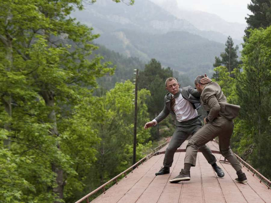 Daniel Craig as James Bond 007 Casino Royale