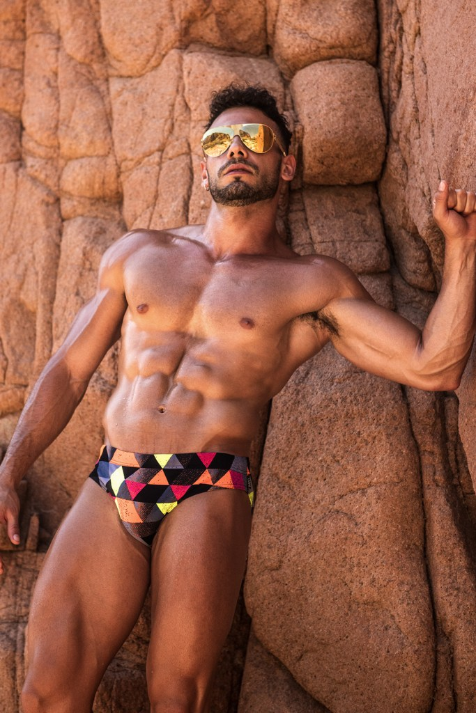 Matteo Sulas for WAPO Wear by Simone Pilia