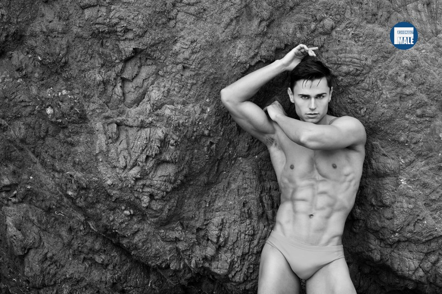 Oleksandr Kalinovskyi by Matthew Mitchell for Fashionably Male