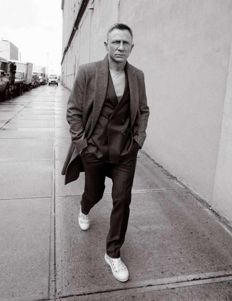 Actor Daniel Craig for Madame Figaro Men's Special September 2020