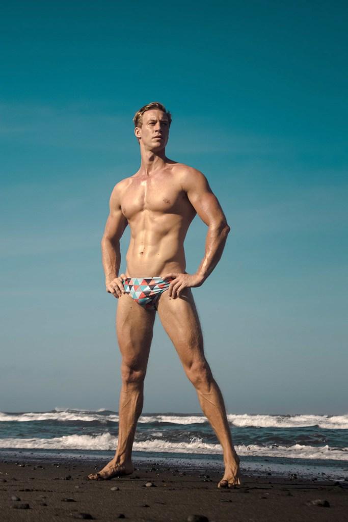 Smithers Swimwear Unveils 'Sportsmanship' Collection