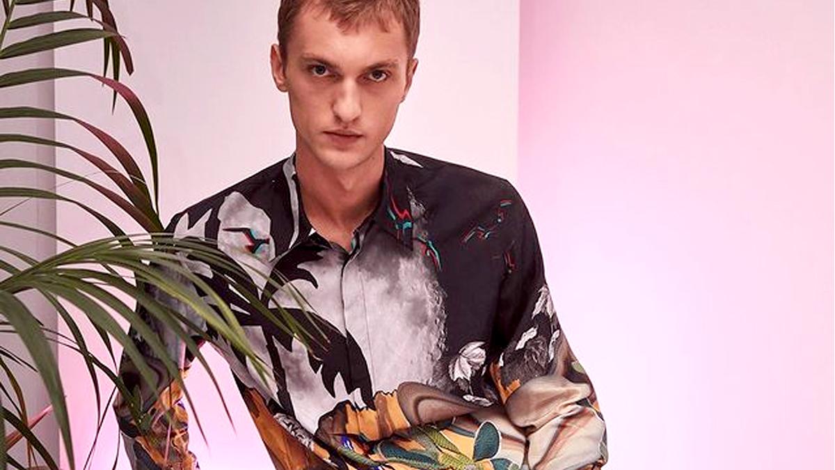 Roberto Cavalli Menswear Resort 2020 Collection cover
