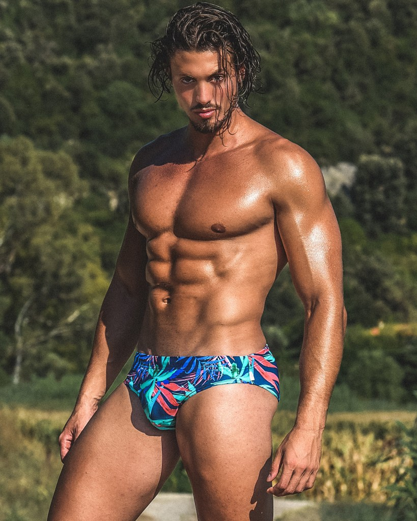 Fabio Malloggi by Simone Arrighi WAPO Wear