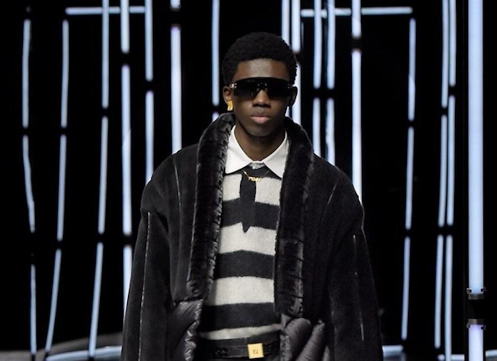 Fendi Menswear Fall 2021 Milan cover