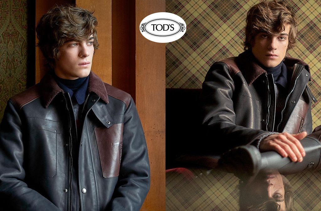 Tod's Men's Fall 2021 cover