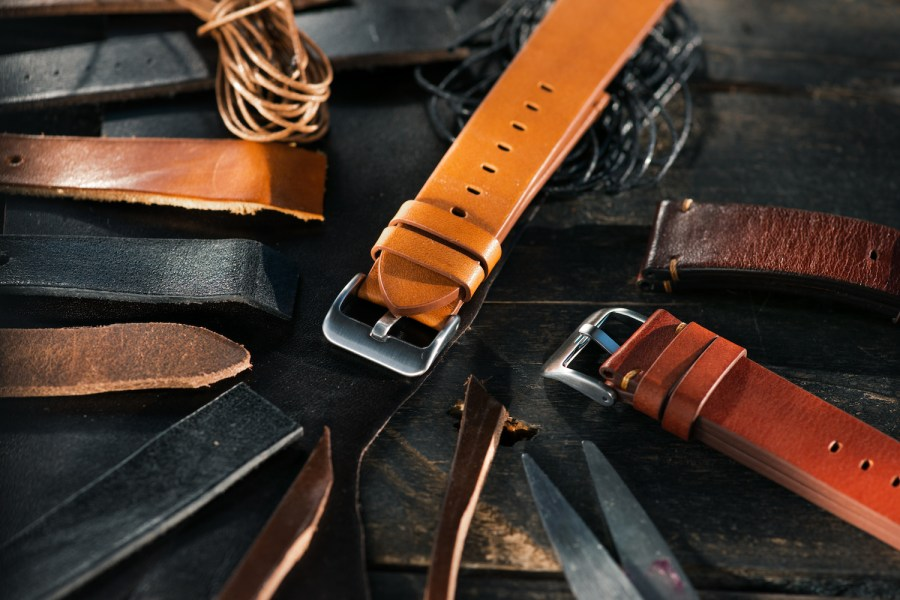 4 Types of Watch Straps to Match Your Personal Brand