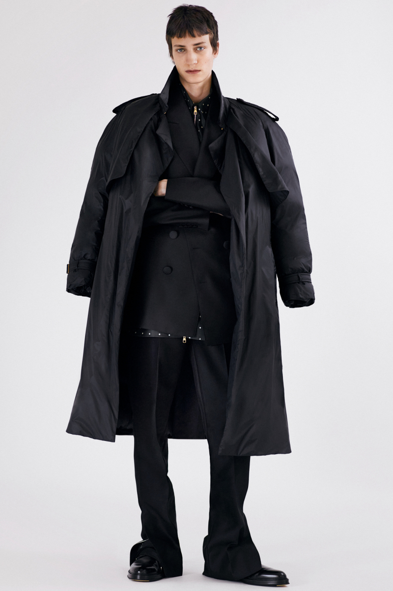 Dunhill RTW Fall 2021