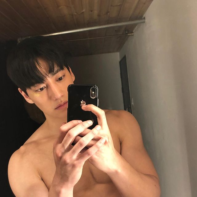 Model Shin Seungchul 다올