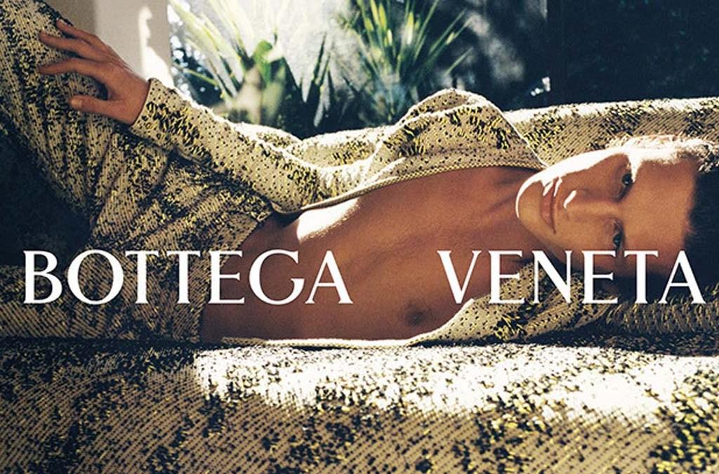 Bottega Veneta Spring 2021 Campaign cover