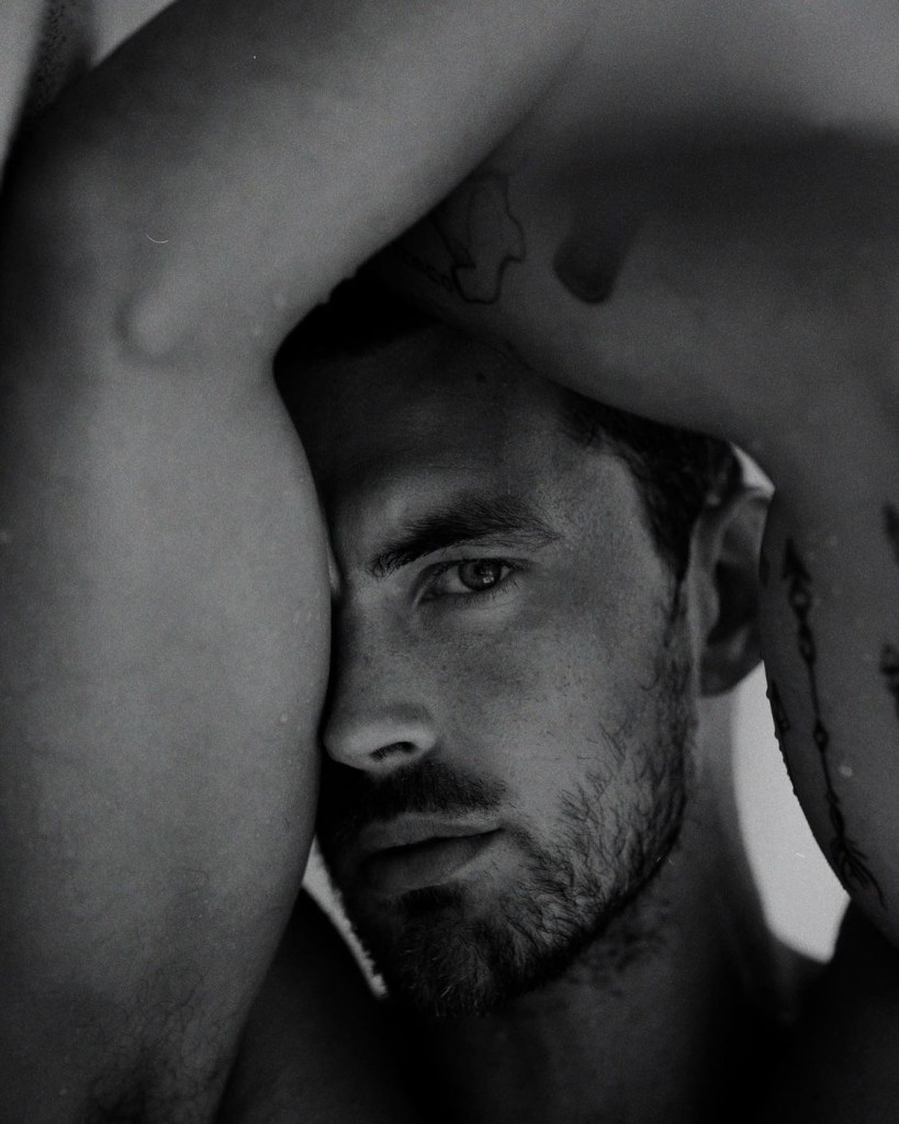 Christian Hogue by Kat Irlin