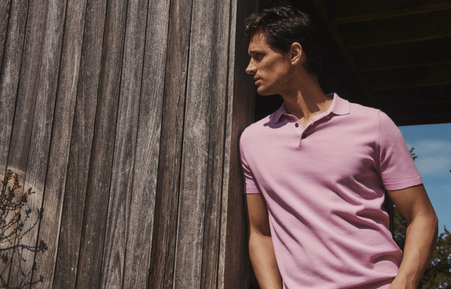 Summer without Limits. A collection available in stores and massimodutti.com.  Photographer Chris Colls | Talent Garret Neff