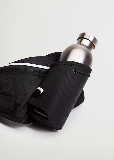 Multipurpose sports belt bag