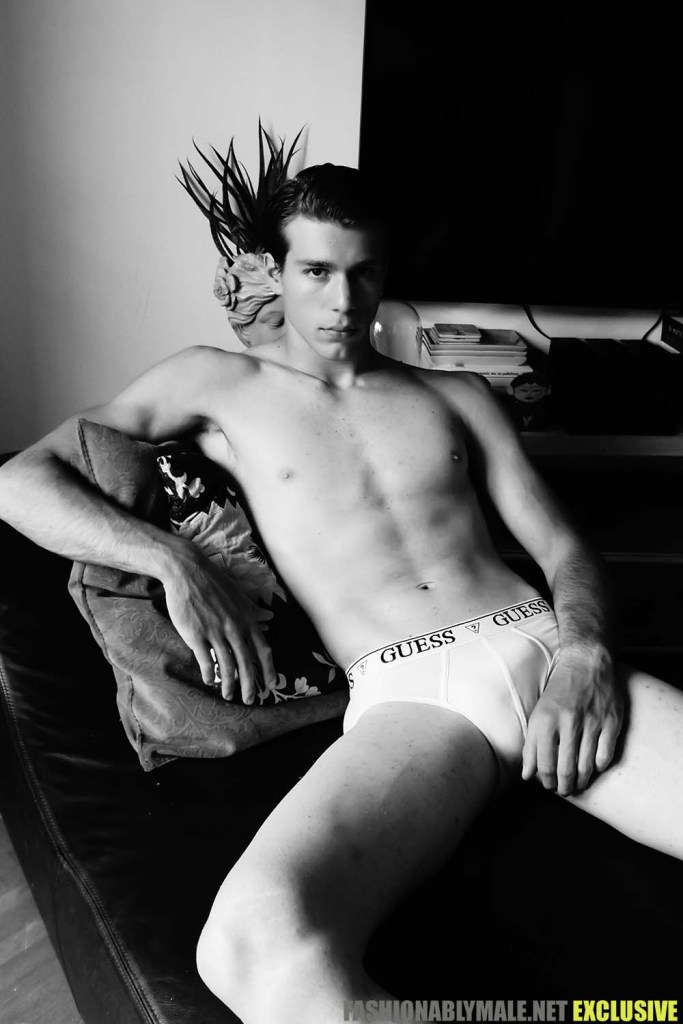 Exclusive: Christopher by Argyrios